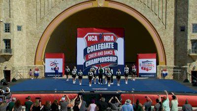 Eastern Michigan University [2021 Intermediate Small Coed Division IA Prelims] 2021 NCA & NDA Collegiate Cheer & Dance Championship
