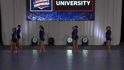 Boise State University [2021 Jazz Division IA Prelims] 2021 NCA & NDA Collegiate Cheer & Dance Championship