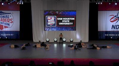 Sam Houston State University [2021 Team Performance Division I Finals] 2021 NCA & NDA Collegiate Cheer & Dance Championship