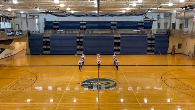 Elkhorn South High School [Small Varsity - Hip Hop Virtual Semi Finals] 2021 UDA National Dance Team Championship