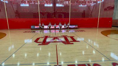 Mater Dei High School [Varsity - Song/Pom - Advanced] USA Spirit & Dance Virtual National Championships