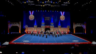 The California All Stars - Las Vegas - J-Spades [2021 L5 Junior Coed - Large Day 2] 2021 UCA International All Star Championship