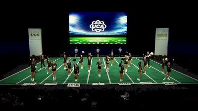 Texas State University [2021 Division IA Game Day Semis] 2021 UCA & UDA College Cheerleading & Dance Team National Championship