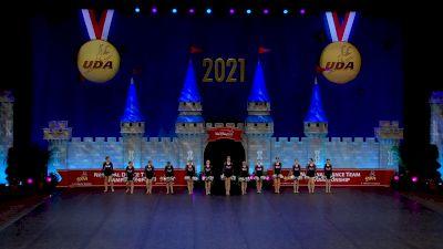 Valley Vista High School [2021 Small Varsity Pom Finals] 2021 UDA National Dance Team Championship