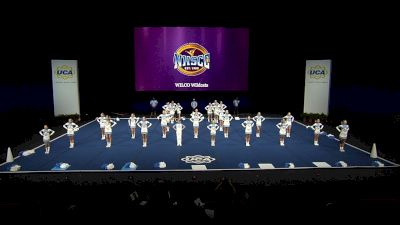 WILCO Wildcats [2021 Trad Rec Non Aff 14Y Finals] 2021 UCA National High School Cheerleading Championship