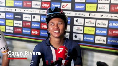 Coryn Rivera: 'That's Just the Gamble You Take In A Race Situation'
