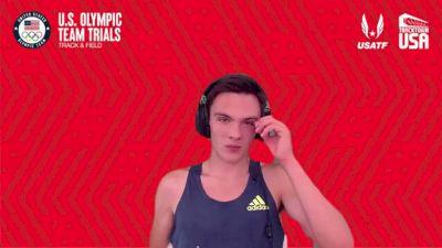 Hobbs Kessler - Men's 1500m Semifinals