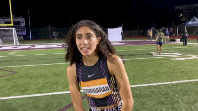 Sophia Gorriaran Gets Boxed, Still Finishes Second