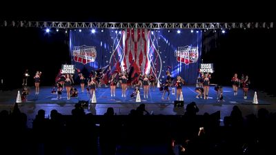 Seven Lakes High School [2021 Game Day Large Varsity Finals] 2021 NCA High School Nationals