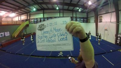 Cheers & More - Reaction [L6 International Global Coed] 2021 NCA All-Star Virtual National Championship