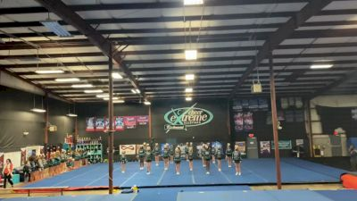 Cheer Extreme - Richmond - Lime Ladies [L1 - U17] 2021 Coastal at the Capitol Virtual National Championship
