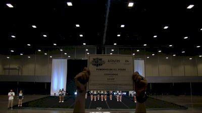 Power House All Stars - Godfidence [L1 U17] 2021 NCA All-Star Virtual National Championship