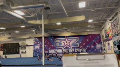 Arizona Fusion Cheer - Black Eclipse [L4 Junior - D2 - Small] 2021 Varsity All Star Winter Virtual Competition Series: Event II