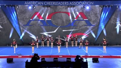 Excite Gym and Cheer - Courage [2021 L1 Youth Day 1] 2021 ACA All Star DI Nationals