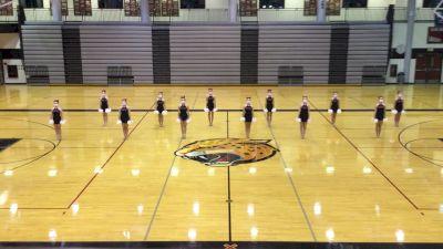 Blue Valley West High School [Division III Dance] 2020 KSHSAA Game Day Spirit Virtual Showcase