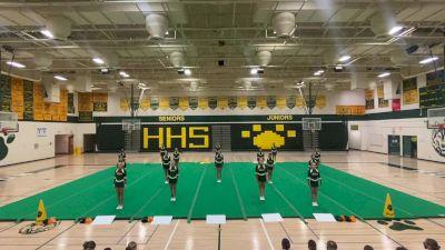 Horizon High School [Varsity Show Cheer Intermediate] 2020 USA Arizona & Utah Virtual Regional