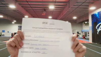 Ravenwood High School [Game Day Varsity] 2020 UCA Bluegrass Virtual Regional