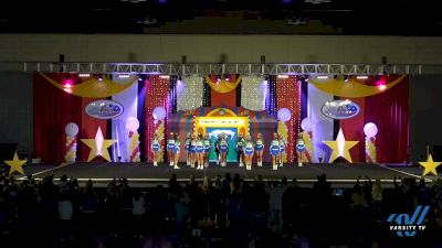 The Stingray Allstars - Marietta - UV [2020 L4.2 Senior ‐ Medium Day 1] 2020 All Star Challenge: Battle Under The Big Top