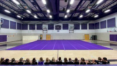 Riverton High School [Co-Ed Varsity Show Cheer Advanced - Small] 2020 USA Arizona & Utah Virtual Regional