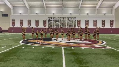 Florida State University [Virtual Division IA Game Day Finals] 2021 UCA & UDA College Cheerleading & Dance Team National Championship