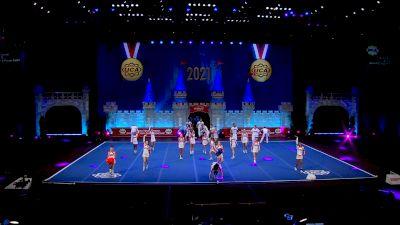 Bartow High School [2021 Large Varsity Coed Finals] 2021 UCA National High School Cheerleading Championship