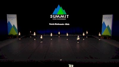 Dancin Bluebonnets - Minis [2021 Mini Coed Pom Finals] 2021 The Dance Summit