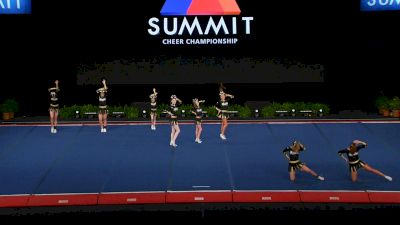 Champion Cheer - 3rd Degree [2021 L3 Junior - Small Wild Card] 2021 The Summit