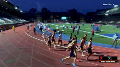 Bell Lap Kick To Win Philly Mets 10K