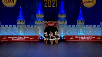 Millard South High School [2021 Small Varsity Pom Finals] 2021 UDA National Dance Team Championship