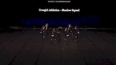 Cowgirl Athletics - Shadow Squad [2021 Junior Coed Hip Hop - Small Semis] 2021 The Dance Summit