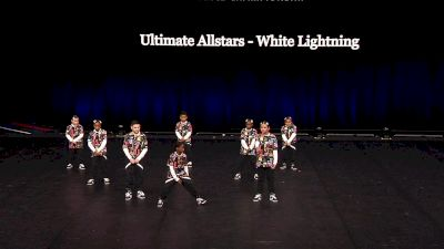Ultimate Allstars - White Lightning [2021 Mini Coed Hip Hop Semis] 2021 The Dance Summit