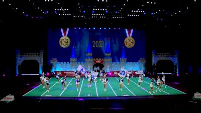Mandeville High School [2021 Medium Game Day Div I Finals] 2021 UCA National High School Cheerleading Championship