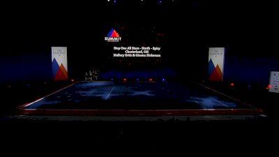Step One All Stars - North - Spicy [2021 L2 Junior - Small Semis] 2021 The Summit