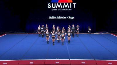 Bullitt Athletics - Rage [2021 L4 Senior Coed - Small Semis] 2021 The Summit