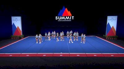 South Bay Divas - Queen Bs [2021 L3 Senior - Medium Semis] 2021 The Summit