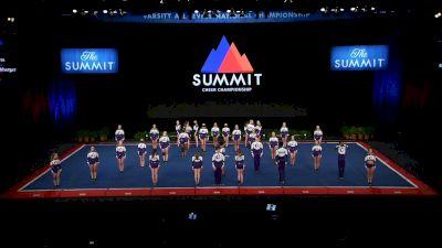 Charlotte Allstar Cheerleading - Storm [2021 L5 Senior Coed - Large Semis] 2021 The Summit