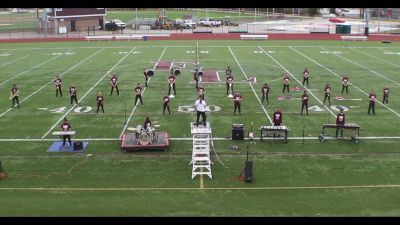 Musical Section by East Lyme High School Viking Marching Band