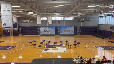 Long Island University [Division I] 2021 UDA College Camps: Home Routines