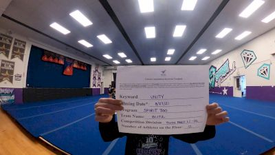 Spirit Too - Glitz [L1.1 Youth - PREP] 2021 Mid Atlantic Virtual Championship