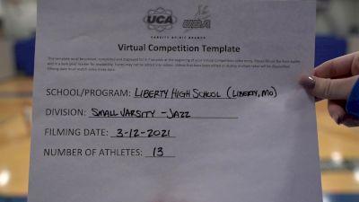 Liberty High School - Liberty [Virtual Small Varsity - Jazz Semi Finals] 2021 UDA National Dance Team Championship