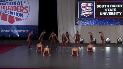 South Dakota State University [2021 Jazz Division I Finals] 2021 NCA & NDA Collegiate Cheer & Dance Championship