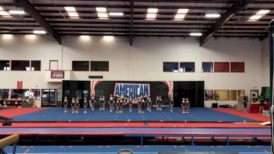American Cheer - Mini Sparkle [L1 Mini] 2021 The Regional Summit Virtual Championships