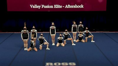 Valley Fusion Elite - Aftershock [2021 L3 Performance Rec - 18Y (NON) - Small Finals] 2021 The Quest