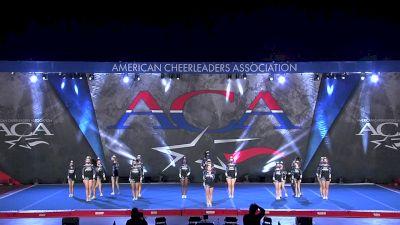 Cheer Athletics- Frisco - CosmicCats [2021 L2 Small Junior Day 2] 2021 ACA All Star DI Nationals
