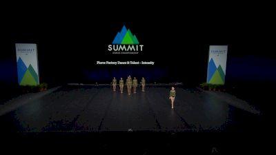 Fierce Factory Dance & Talent - Intensity [2021 Junior Contemporary / Lyrical - Small Finals] 2021 The Dance Summit