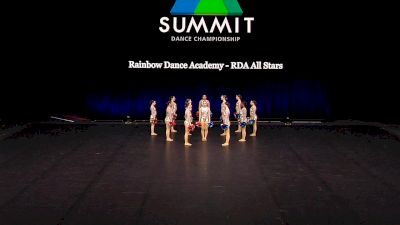 Rainbow Dance Academy - RDA All Stars [2021 Junior Pom Finals] 2021 The Dance Summit