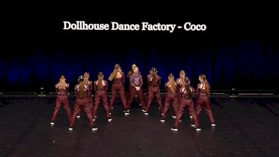Dollhouse Dance Factory - Coco [2021 Junior Hip Hop - Small Semis] 2021 The Dance Summit