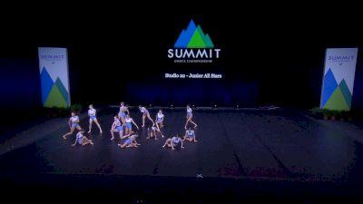 Studio 22 - Junior All Stars [2021 Junior Jazz - Small Semis] 2021 The Dance Summit