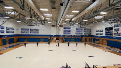 Batavia Cadet Winterguard - I'll Be There