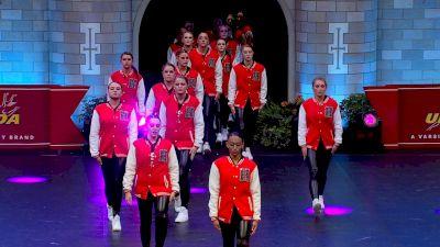 Houston High School [2021 Large Varsity Hip Hop Finals] 2021 UDA National Dance Team Championship